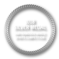 Old Line 2018 Silver Medal White Text