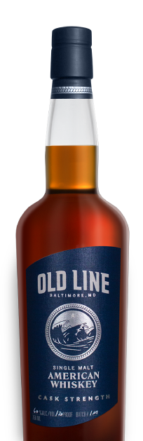 Old Line American Single Malt Whiskey Cask Strength