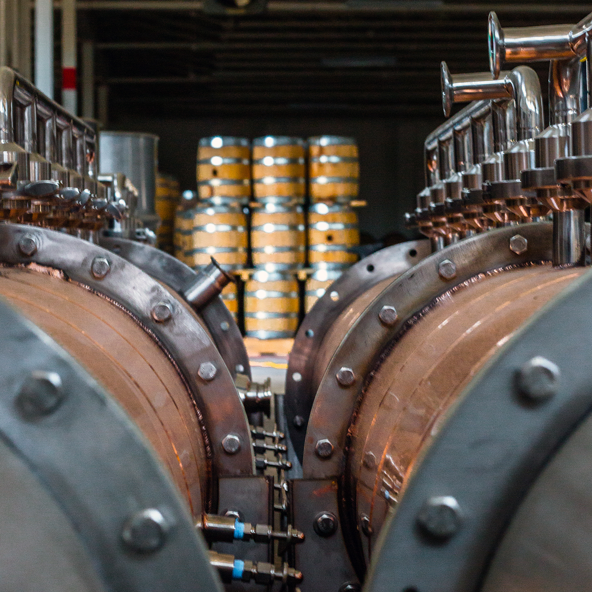 Old Line Distillery Tours and Whiskey and Rum Tastings