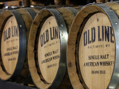 Old Line Highlandtown Baltimore Distillery Tours