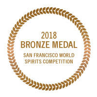 Old Line Spirits 2018 Bronze Medal