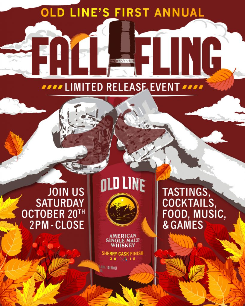 Old Line Spirits Fall Fling