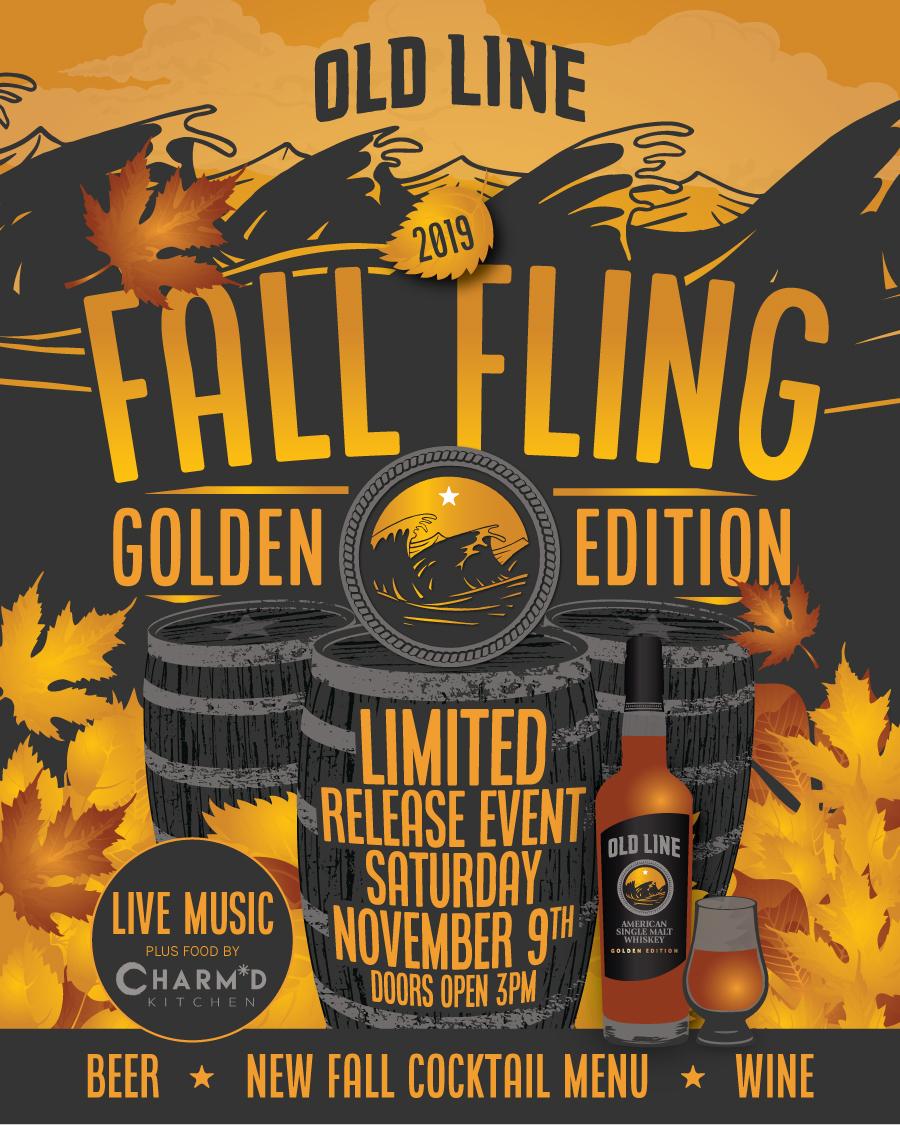 Fall Fling 2019 Old Line Spirits