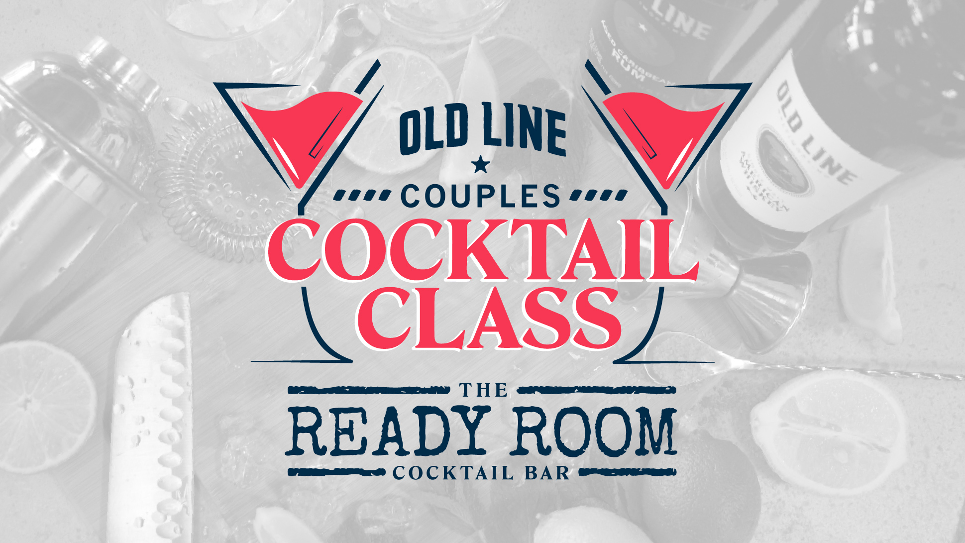 Old Line Couples Cocktail Class