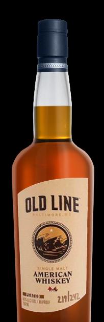 Old Line American Single Malt Whiskey Peated