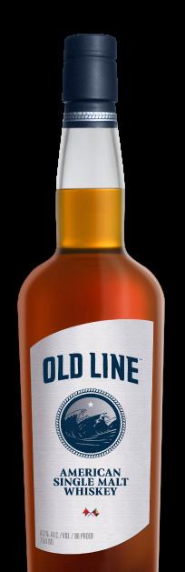 Old Line American Single Malt Whiskey