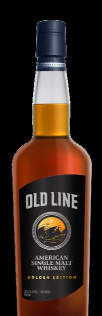 Old Line Spirits Golden Edition Bottle