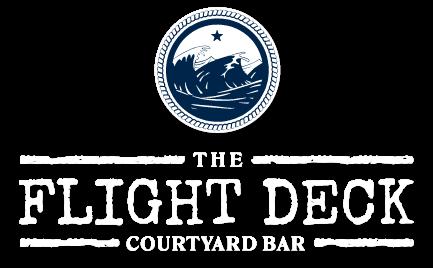 Old Line Flight Deck Courtyard Bar