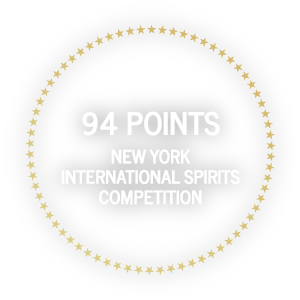 Old Line Spirits 94 Points NY International Spirits Competion