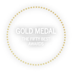 Old Line Spirits Gold Medal The Fifty Best Awards