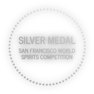 Old Line Spirits Silver Medal San Francisco World Spirits Competition
