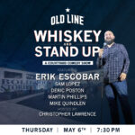 Old Line Whiskey and Standup