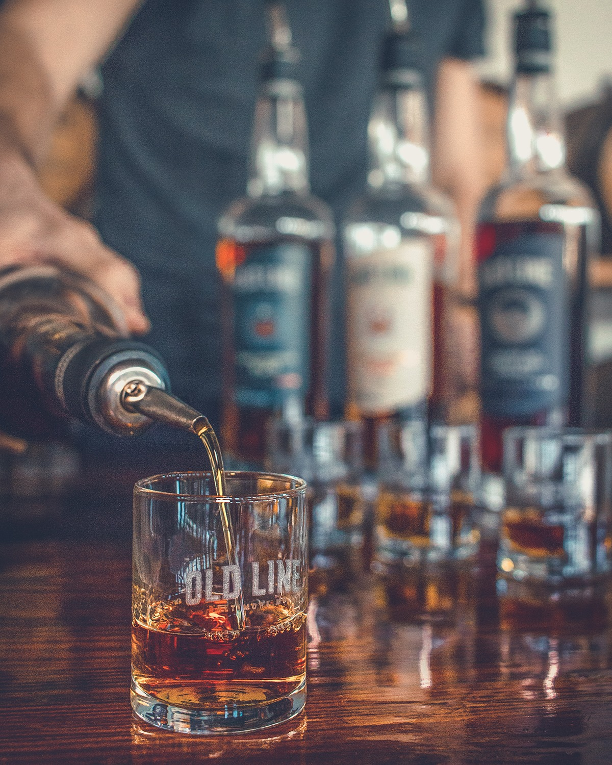 Old Line Spirits Whiskey Distillery Tour and Tasting