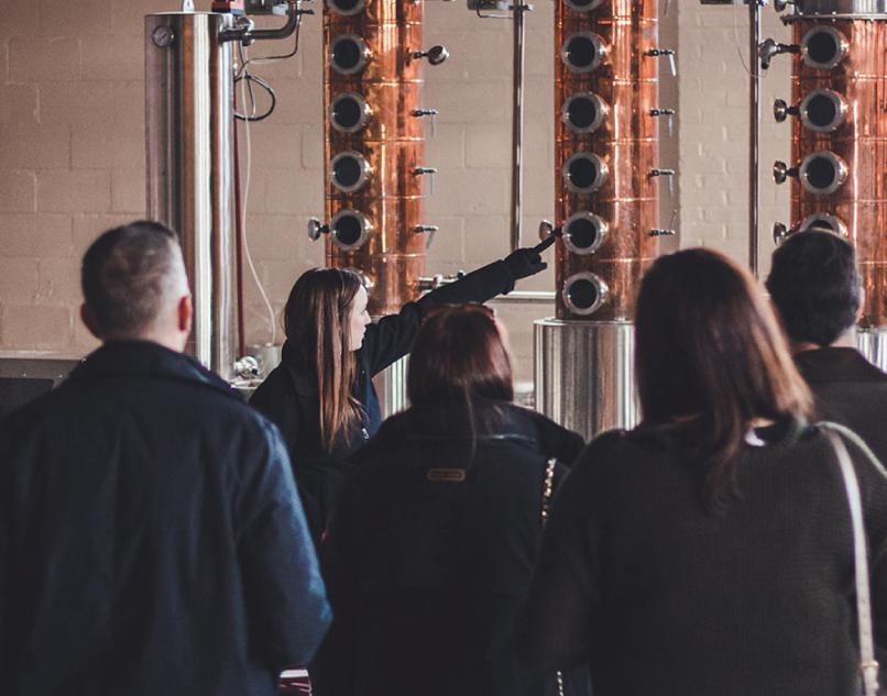 Old Line Distillery Tours