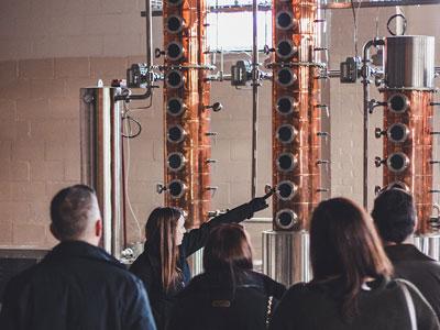 Old Line Highlandtown Baltimore Distillery Tours