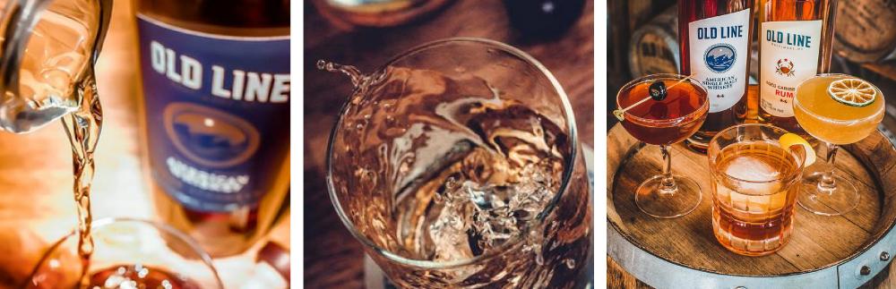 Old Line Spirits Distillery Bar
