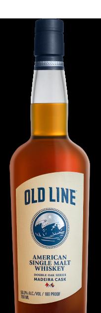 Old Line American Single Malt Whiskey Madeira Cask Finish